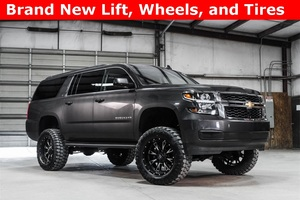 Lifted 2016 Chevrolet Suburban 4x4 LT  $55,000