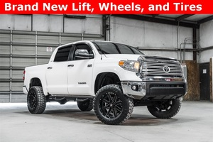 Lifted 2014 Toyota Tundra 4x4 CrewMax Limited  $41,488