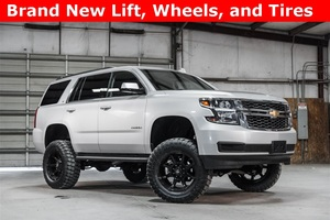 Lifted 2016 Chevrolet Tahoe 4x4 LT  $47,832