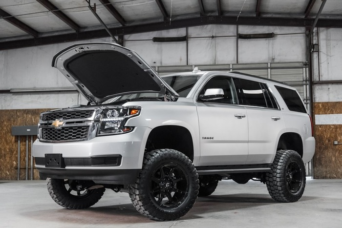Lifted 2016 Chevrolet Tahoe 4x4 LT  $45,994