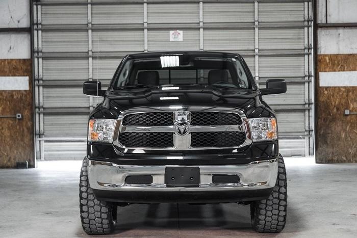 Lifted 2016 Ram 1500 4x4 Crew Cab SLT  $33,002