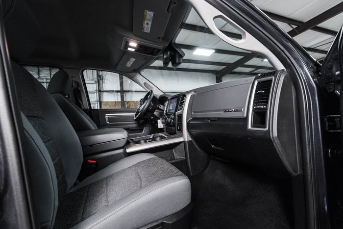 Lifted 2016 Ram 1500 4x4 Crew Cab SLT Lone Star  $38,988