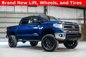Lifted 2015 Toyota Tundra 4x4 CrewMax SR5  $42,988