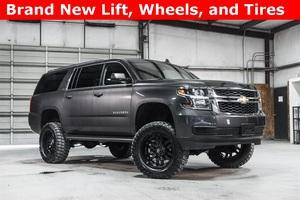 Lifted 2016 Chevrolet Suburban 4x4 LT  $53,448
