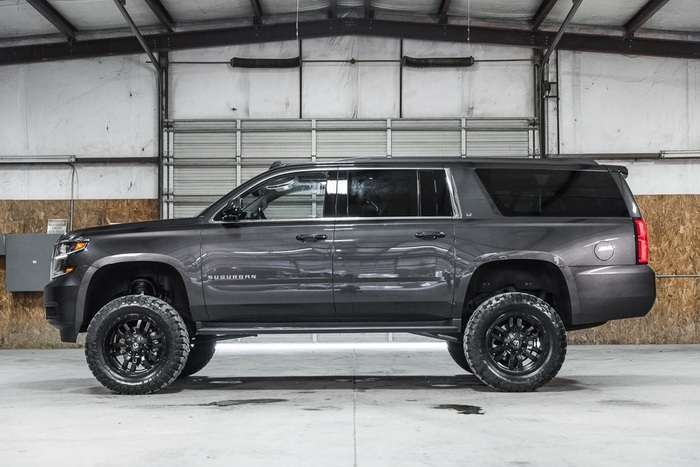 2016 Tahoe Lifted >> 2016 Chevrolet Suburban 4x4 LT, Stock #5086 - Net Direct Auto Sales