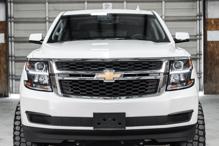 Lifted 2016 Chevrolet Suburban 4x4 LT  $54,488