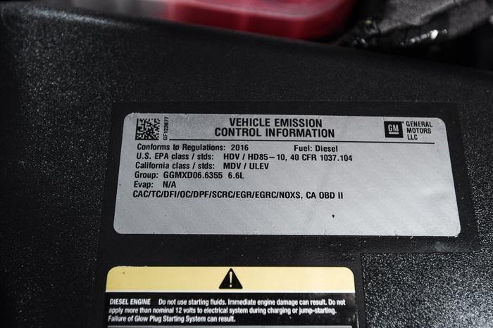 Lifted 2016 GMC Sierra 2500HD 4x4 Crew Cab Denali  $61,891