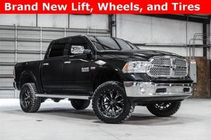 Lifted 2015 Ram 1500 4x4 Crew Cab Laramie  $40,488