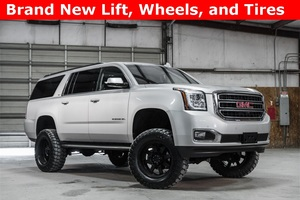Lifted 2016 GMC Yukon XL 4x4 SLT  $56,988