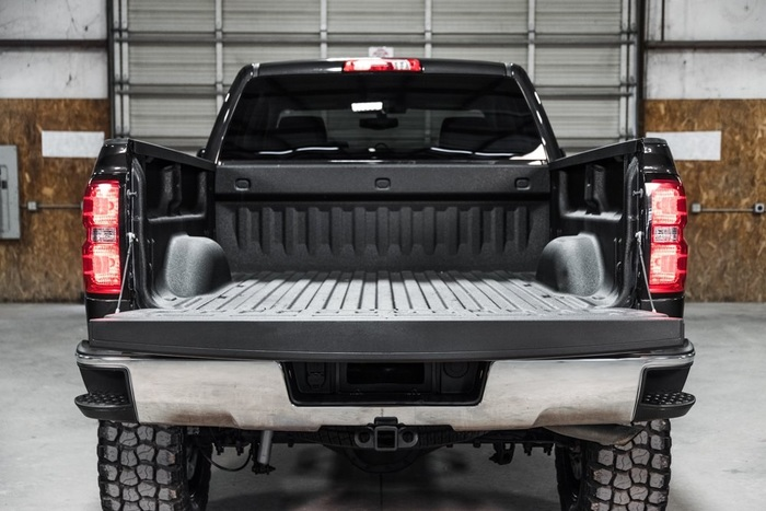Lifted 2016 Chevrolet Silverado 1500 4x4 Double Cab LT  $40,000