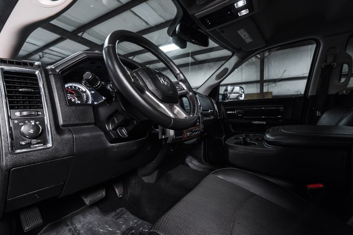 Lifted 2016 Ram 2500 4x4 Crew Cab Laramie  $53,988