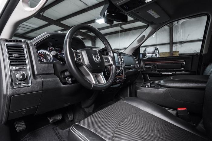 Lifted 2016 Ram 2500 4x4 Crew Cab Laramie  $55,000