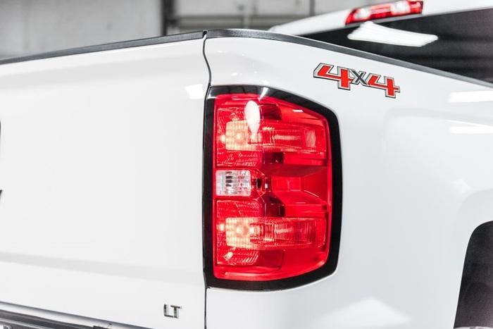 Lifted 2016 Chevrolet Silverado 1500 4x4 Crew Cab LT  $43,488