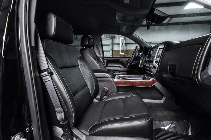 Lifted 2016 GMC Sierra 1500 4x4 Crew Cab SLT Z71  $48,988