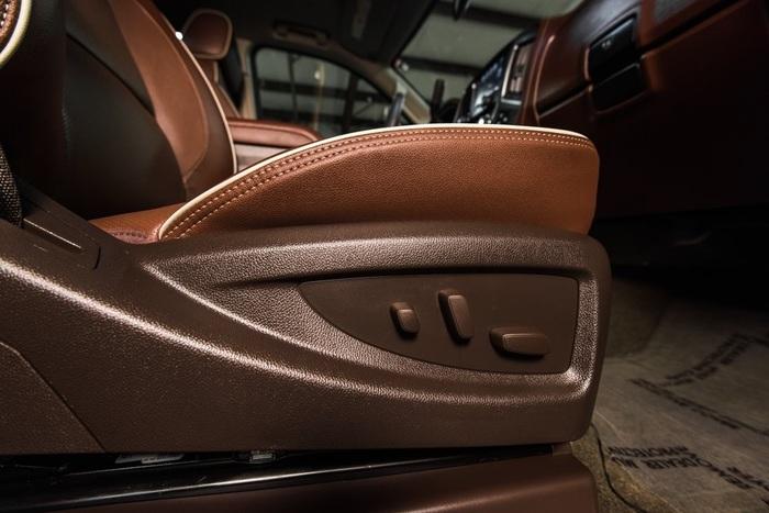 Lifted 2016 Chevrolet Silverado 2500HD 4x4 Crew Cab LT High Country  $66,997