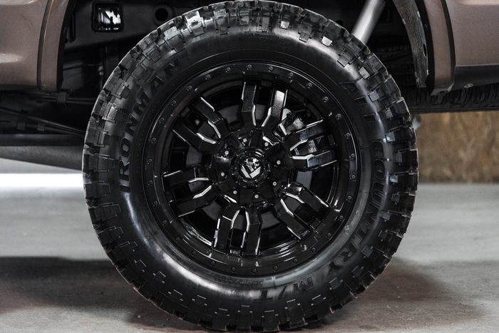Lifted 2016 Ford F-150 4x4 SuperCrew Lariat FX4  $51,988