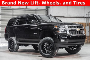 Lifted 2015 Chevrolet Tahoe 2WD LT  $45,988