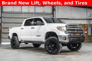 Lifted 2017 Toyota Tundra 2WD CrewMax TSS Off Road  $38,988