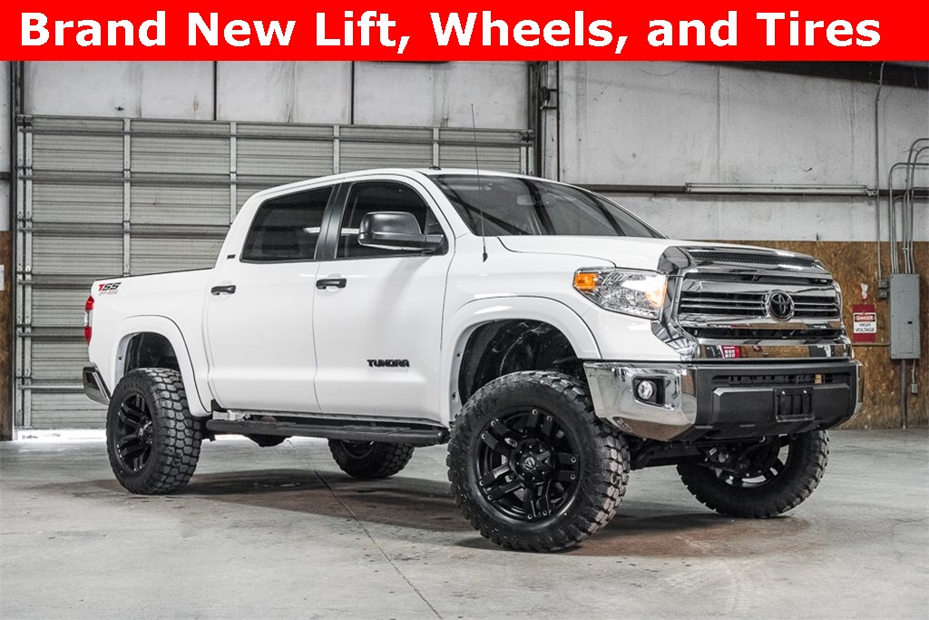 Lifted 2017 Toyota Tundra 2WD CrewMax TSS Off Road