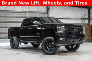 Lifted Chevy Silverado 1500 4x4 For Sale  Net Direct Auto Sales