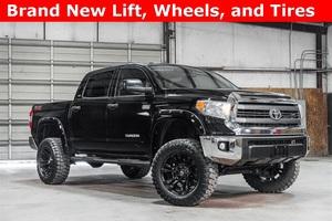 Lifted 2015 Toyota Tundra 2WD CrewMax SR5 TSS Off Road  $37,988