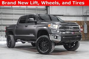 Lifted 2016 Toyota Tundra 4x4 CrewMax SR5  $43,988