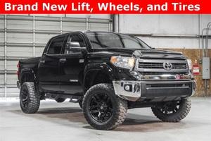 Lifted 2015 Toyota Tundra 4x4 CrewMax SR5  $43,988