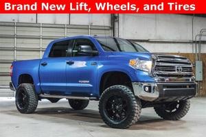 Lifted 2016 Toyota Tundra 4x4 CrewMax SR5  $44,988