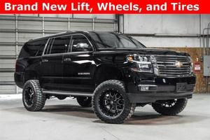 Lifted 2015 Chevrolet Suburban 4x4 LTZ  $49,988