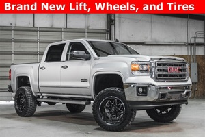 lifted gmc sierra 1500 4x4 for sale net direct auto sales. Black Bedroom Furniture Sets. Home Design Ideas