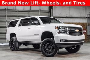 Lifted 2016 Chevrolet Suburban 4x4 LTZ  $63,988