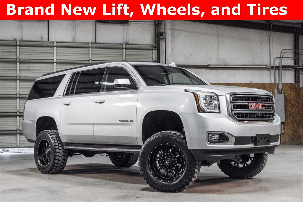 Lifted 2016 GMC Yukon XL 4x4 SLT